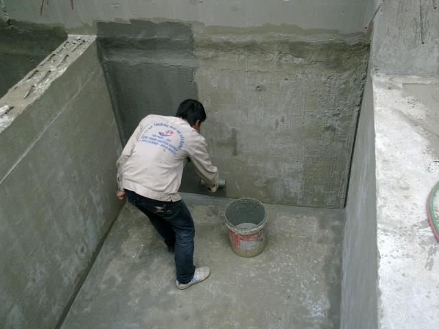 Chống thấm nhà vệ sinh tại Đội Cấn Zalo 093 115 5115